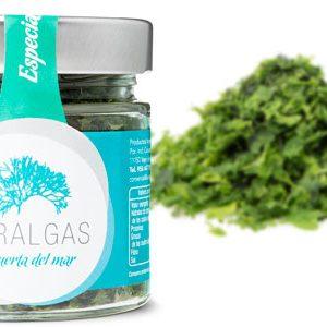 Especias de algas marinas - Suralgas