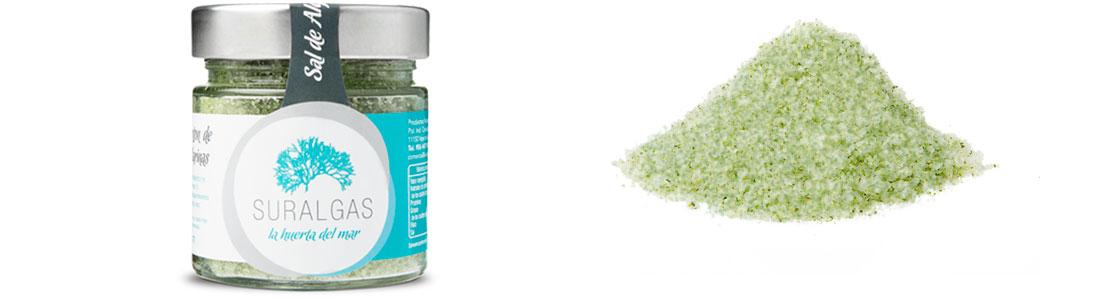 Sal de planton marino - Suralgas