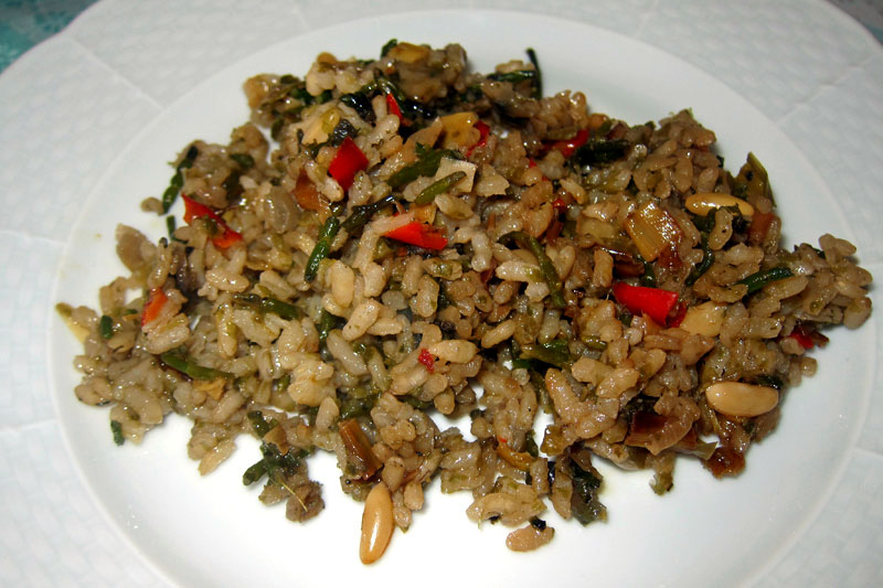 arroz de mar gaditano